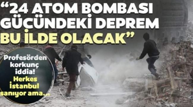 HERKES İSTANBUL'DA BEKLERKEN!